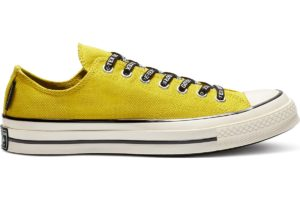 converse-all stars laag-heren-geel-163345c-gele-sneakers-heren