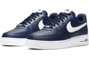 nike-air force 1-heren-blauw-cj0952-400-blauwe-sneakers-heren