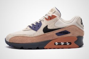 nike-air max 90-dames-beige-ci5646-001-beige-sneakers-dames