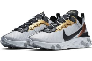 nike-react element-heren-zilver-cd7627-001-zilveren-sneakers-heren