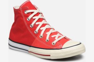 converse-all stars hoog-dames-rood-167967C W-rode-sneakers-dames