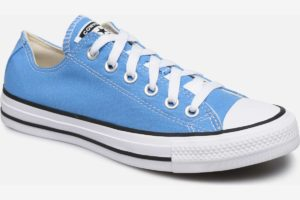 converse-all stars laag-dames-blauw-166709C W-blauwe-sneakers-dames