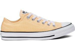 converse-all stars laag-heren-geel-164295c-gele-sneakers-heren