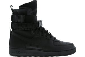 nike-air force 1-heren-zwart-864024-003-zwarte-sneakers-heren