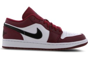 nike-jordan air jordan 1-heren-rood-553558-604-rode-sneakers-heren