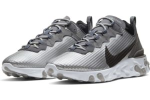 nike-react element-heren-zilver-ci3835-001-zilveren-sneakers-heren