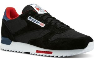 reebok-classic leather ripple clip su-Heren-zwart-CN5981-zwarte-sneakers-heren