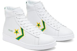 converse-pro leather-dames-wit-167061c-witte-sneakers-dames