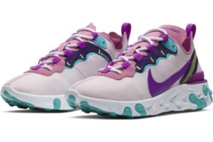 nike-react element-dames-roze-bq2728-603-roze-sneakers-dames