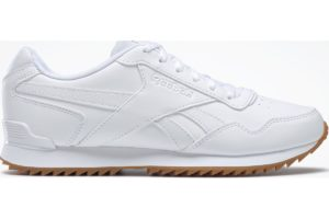 reebok-royal glide ripple clip-Dames-wit-FW0151-witte-sneakers-dames