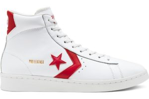 converse-pro leather-dames-wit-168131c-witte-sneakers-dames