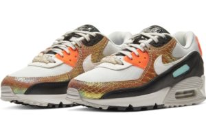 nike-air max 90-dames-beige-cw2656-001-beige-sneakers-dames