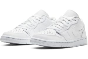 nike-jordan air jordan 1-dames-wit-ao9944-111-witte-sneakers-dames