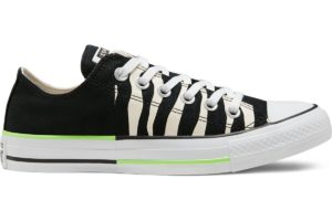 converse-all stars laag-heren-zwart-167667c-zwarte-sneakers-heren