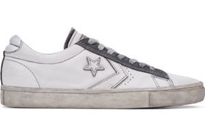 converse-pro leather-dames-wit-158573c-witte-sneakers-dames
