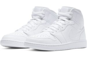 nike-jordan air jordan 1-heren-wit-554724-130-witte-sneakers-heren