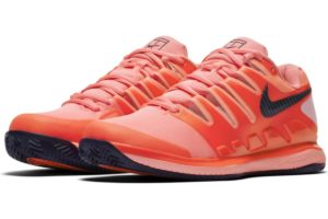 nike-court air zoom-dames-rood-aa8025-604-rode-sneakers-dames