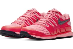 nike-court air zoom-dames-rood-aa8027-604-rode-sneakers-dames