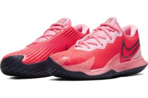 nike-court air zoom-dames-rood-cd0431-604-rode-sneakers-dames
