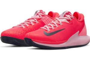 nike-court air zoom-dames-rood-ci9839-604-rode-sneakers-dames