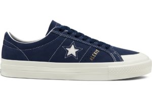 converse-one star-dames-blauw-167615c-blauwe-sneakers-dames