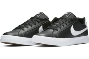 nike-court royale-heren-zwart-bq4222-002-zwarte-sneakers-heren