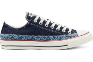 converse-all stars laag-dames-blauw-167965c-blauwe-sneakers-dames