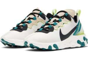 nike-react element-dames-bruin-bq2728-202-bruine-sneakers-dames
