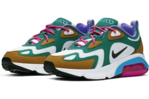 nike-air max 200-dames-groen-at6175-300-groene-sneakers-dames