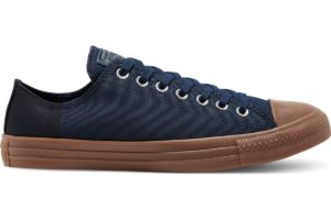 converse-all stars laag-dames-blauw-168827c-blauwe-sneakers-dames