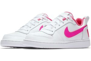 nike-court borough-overig-wit-845104-100-witte-sneakers-overig