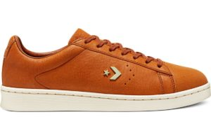converse-pro leather-heren-bruin-168853c-bruine-sneakers-heren
