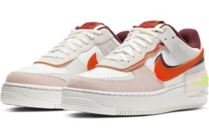 nike-air force 1-overig-rood-cu8591-600-rode-sneakers-overig