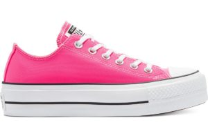 converse-all stars laag-dames-roze-570324c-roze-sneakers-dames