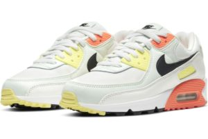 nike-air max 90-overig-wit-cv8819-101-witte-sneakers-overig