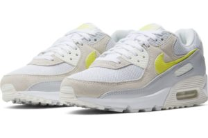 nike-air max 90-overig-wit-cw2650-100-witte-sneakers-overig