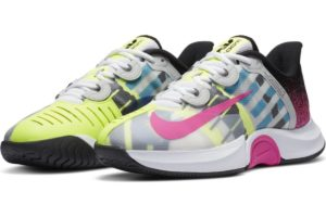 nike-court air zoom-overig-wit-ck7580-101-witte-sneakers-overig