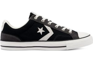 converse-star player-heren-zwart-171142c-zwarte-sneakers-heren