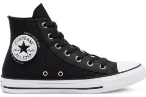 converse-all stars hoog-heren-zwart-169824c-zwarte-sneakers-heren