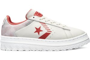converse-pro leather-dames-beige-170685c-beige-sneakers-dames