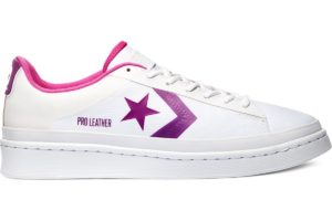 converse-pro leather-dames-wit-170759c-witte-sneakers-dames